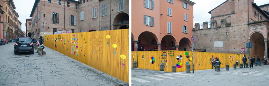 Play the Wall - Concorso Piazza Verdi